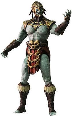 Einfach und sicher online bestellen: Mortal Kombat X Actionfigur Kotal Khan 15 cm in Österreich kaufen.