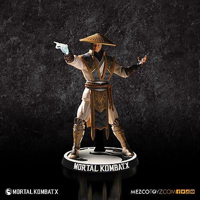 Einfach und sicher online bestellen: Mortal Kombat X Actionfigur Raiden 10 cm in Österreich kaufen.