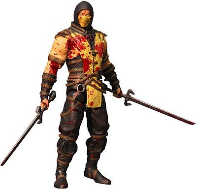 Einfach und sicher online bestellen: Mortal Kombat X Actionfigur Scorpion Bloody in Österreich kaufen.