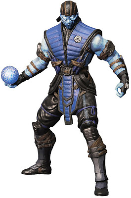 Einfach und sicher online bestellen: Mortal Kombat X Actionfigur Sub-Zero Ice in Österreich kaufen.