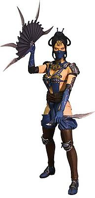 Einfach und sicher online bestellen: Mortal Kombat X Actionfigur Kitana 15 cm in Österreich kaufen.