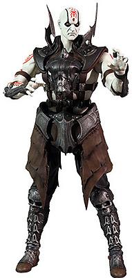 Einfach und sicher online bestellen: Mortal Kombat X Actionfigur Quan Chi 15 cm in Österreich kaufen.