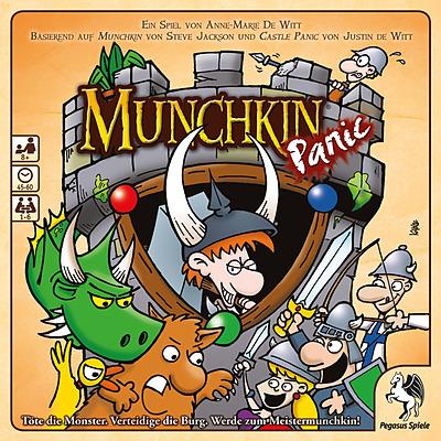 Einfach und sicher online bestellen: Munchkin Panic in Österreich kaufen.