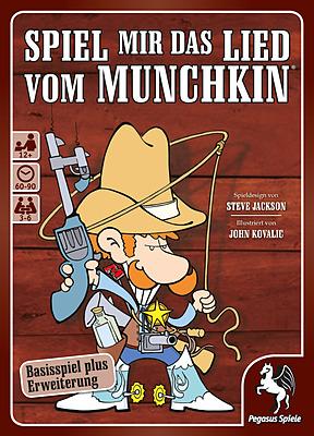 Einfach und sicher online bestellen: Spiel mir das Lied vom Munchkin 1+2 in Österreich kaufen.