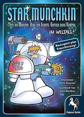 Einfach und sicher online bestellen: Star Munchkin 1+2 in Österreich kaufen.