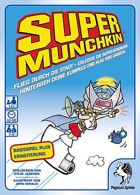Einfach und sicher online bestellen: Super Munchkin 1+2 in Österreich kaufen.