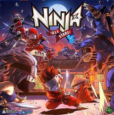 Einfach und sicher online bestellen: Ninja All-Stars - Grundspiel in Österreich kaufen.