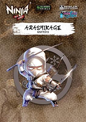 Einfach und sicher online bestellen: Ninja All-Stars Arashikage in Österreich kaufen.