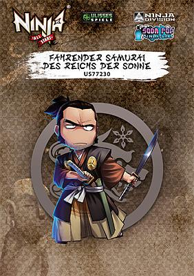 Einfach und sicher online bestellen: Ninja All-Stars Fahrender Samurai in Österreich kaufen.