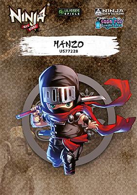 Einfach und sicher online bestellen: Ninja All-Stars Hanzo in Österreich kaufen.