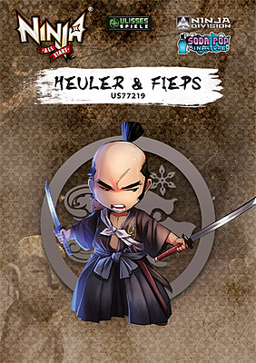 Einfach und sicher online bestellen: Ninja All-Stars Heuler & Fieps in Österreich kaufen.