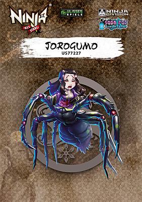 Einfach und sicher online bestellen: Ninja All-Stars Jorogumo in Österreich kaufen.