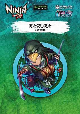 Einfach und sicher online bestellen: Ninja All-Stars Karura in Österreich kaufen.