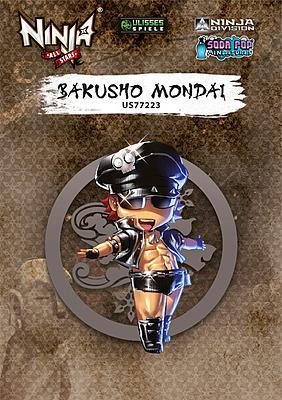 Einfach und sicher online bestellen: Ninja All-Stars Bakusho Mondai in Österreich kaufen.
