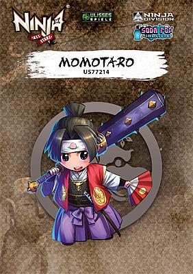 Einfach und sicher online bestellen: Ninja All-Stars Momotaro in Österreich kaufen.