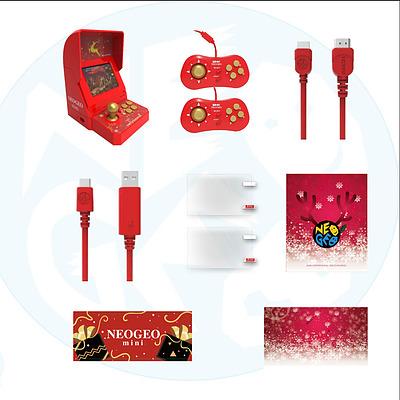 Einfach und sicher online bestellen: Neo Geo Mini International Christmas Bundle in Österreich kaufen.