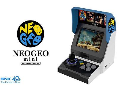 Einfach und sicher online bestellen: Neo Geo Mini International in Österreich kaufen.