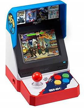 Einfach und sicher online bestellen: Neo Geo Mini Japan Version in Österreich kaufen.