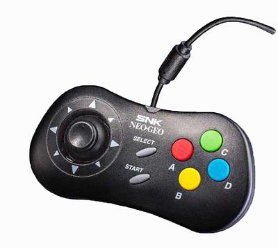 Einfach und sicher online bestellen: Neo Geo Mini Pad black in Österreich kaufen.