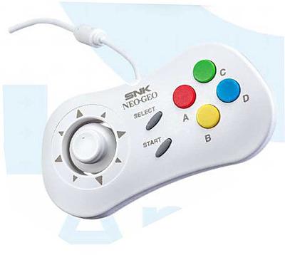 Einfach und sicher online bestellen: Neo Geo Mini Pad weiß in Österreich kaufen.