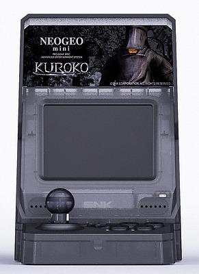 Einfach und sicher online bestellen: Neo Geo Mini Samurai Shodown schwarz in Österreich kaufen.