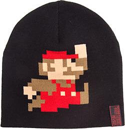 Einfach und sicher online bestellen: Nintendo Beanie Super Mario in Österreich kaufen.