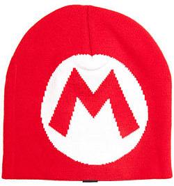 Einfach und sicher online bestellen: Nintendo Beanie M Logo in Österreich kaufen.