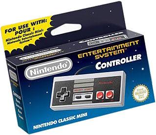 Einfach und sicher online bestellen: Nintendo Classic Mini: NES-Controller in Österreich kaufen.
