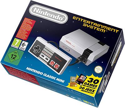 Einfach und sicher online bestellen: Nintendo Classic Mini: NES-Konsole in Österreich kaufen.