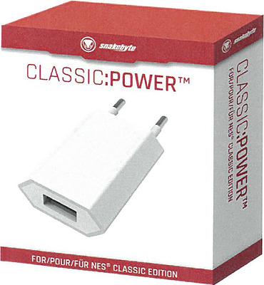 Einfach und sicher online bestellen: Classic: Power Netzteil für NES Classic Mini in Österreich kaufen.