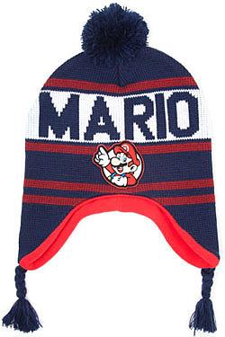 Einfach und sicher online bestellen: Nintendo Skimütze Super Mario in Österreich kaufen.
