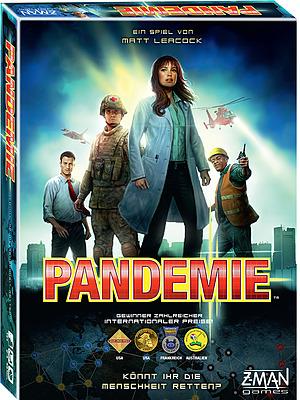 Einfach und sicher online bestellen: Pandemie Brettspiel in Österreich kaufen.