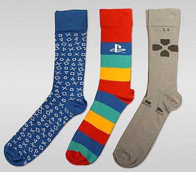 Einfach und sicher online bestellen: PlayStation Socken in Österreich kaufen.