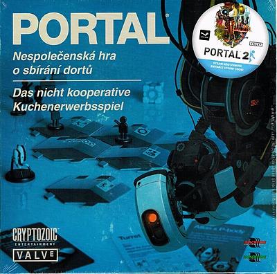 Einfach und sicher online bestellen: Portal Das nicht kooperative Kuchenerwerbsspiel in Österreich kaufen.