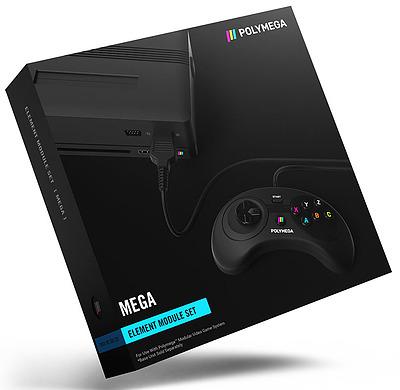 Einfach und sicher online bestellen: Polymega EM03 Mega Module with Mega Controller in Österreich kaufen.
