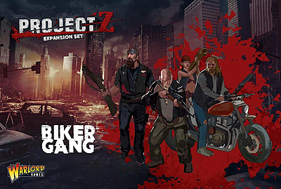 Einfach und sicher online bestellen: Project Z: Biker Gang in Österreich kaufen.