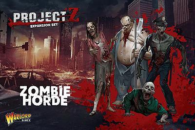 Einfach und sicher online bestellen: Project Z: Zombie Horde in Österreich kaufen.