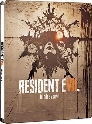Einfach und sicher online bestellen: Resident Evil 7 biohazard Steelbook Upgrade (G2) in Österreich kaufen.