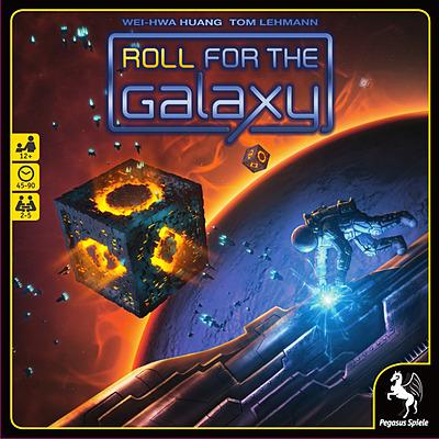 Einfach und sicher online bestellen: Roll for the Galaxy in Österreich kaufen.