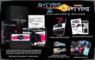 Einfach und sicher online bestellen: R-Type III & Super R-Type Collectors in Österreich kaufen.