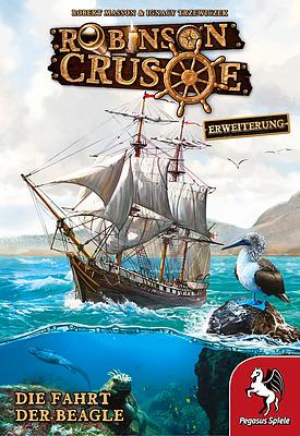 Einfach und sicher online bestellen: Robinson Crusoe - Die Fahrt der Beagle in Österreich kaufen.