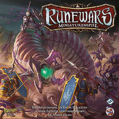 Einfach und sicher online bestellen: Runewars: Miniaturenspiel in Österreich kaufen.