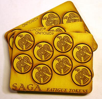 Einfach und sicher online bestellen: SAGA Fatigue Markers Raven Designs in Österreich kaufen.