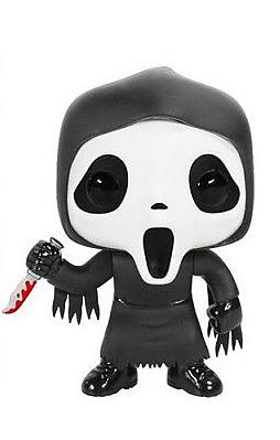 Einfach und sicher online bestellen: Scream POP! Vinyl Figur Ghostface in Österreich kaufen.