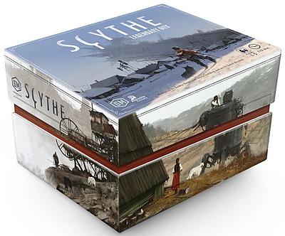 Einfach und sicher online bestellen: Scythe - Legendary Box in Österreich kaufen.