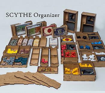 Einfach und sicher online bestellen: Scythe Organizer in Österreich kaufen.