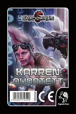 Einfach und sicher online bestellen: Shadowrun: Karrenquartett in Österreich kaufen.