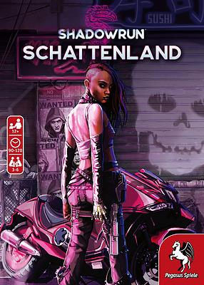 Einfach und sicher online bestellen: Shadowrun: Schattenland in Österreich kaufen.