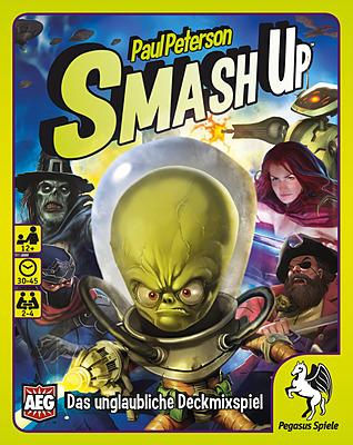 Einfach und sicher online bestellen: Smash Up in Österreich kaufen.