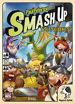 Einfach und sicher online bestellen: Smash Up Munchkin in Österreich kaufen.